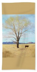 Patagonia Pasture 2 Beach Towel