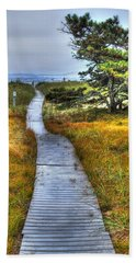 Path To Bliss Beach Towel