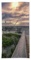 Path To Serenity Beach Sheet