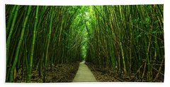 Path To Zen Beach Towel