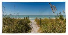 Pathway To Paradise Beach Sheet