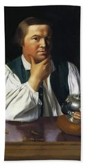 Paul Revere 1770 Beach Sheet