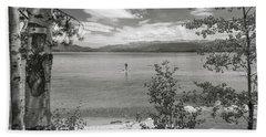 Payette Lake Boarder Beach Sheet