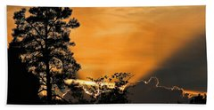 Payson Sunset Beach Towel
