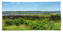 Pea Island National Wildlife Refuge - Outer Banks Beach Towel