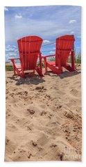 Peace Among The Dunes Beach Towel