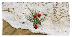 Peace And Joy Beach Towel