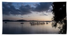 Peace Before Sunrise Beach Towel