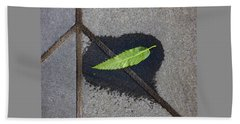Beach Towel featuring the photograph Peace On Earth by Steve Taylor