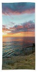 Peace On The Reef Beach Towel