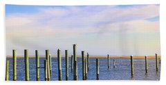 Beach Towel featuring the photograph Peaceful Tranquility by Colleen Kammerer