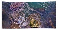 Peaceful Water1 Beach Sheet