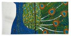 Peacock Iv Beach Sheet