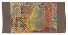 Pear Beach Towel