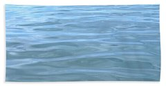 Pearlescent Tranquility Beach Towel