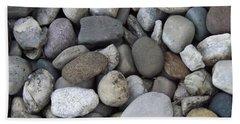 Pebbles 1 Beach Towel