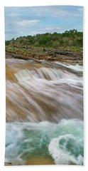 Pedernales Falls Beach Towel