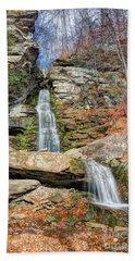 Peek A Moose Beach Towel