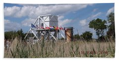 Pegasus Bridge Beach Towel