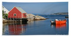 Peggys Cove Beach Towel