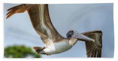 Pelican-4443 Beach Towel