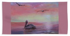 Pelican Bay Beach Towel