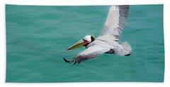 Pelican Beautiful Beach Towel