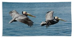 Pelican Duo Beach Towel