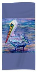 Pelican Gaze Beach Towel