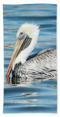 Pelican Relaxing Beach Towel