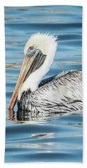 Pelican Relaxing Beach Sheet