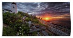 Pemaquid Sunrise Beach Sheet