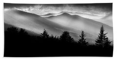 Beach Towel featuring the photograph Pemigewasset Wilderness by Bill Wakeley
