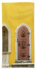 Pena Palace In Sintra, Portugal Beach Towel