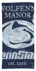 Penn State Personalized Beach Towel