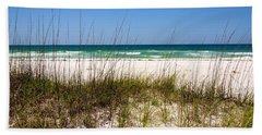 Pensacola Beach 1 - Pensacola Florida Beach Sheet by Brian Harig