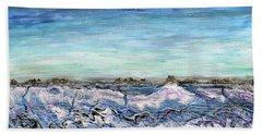 Pensive Waters Beach Towel