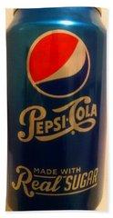 Pepsi Cola Beach Sheet