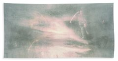 Ghosts And Shadows Vii - Personal Rapture  Beach Towel