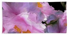 Petal Dimension 306  Beach Towel