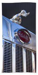 Peterbilt Angry Duck Beach Towel
