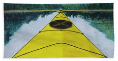 Petersburg Creek Beach Towel