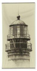 Petit Manan Lighthouse Beach Sheet