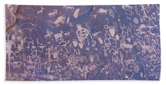Petroglyphs Beach Sheet