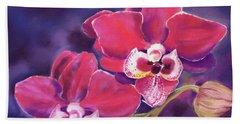 Phalaenopsis Orchid Beach Sheet