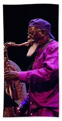 Pharoah Sanders 6 Beach Towel
