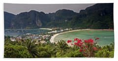 Phi-phi Don Viewpoint Beach Towel