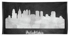 Philadelphia Est 1682 - Uspaph03 Beach Towel