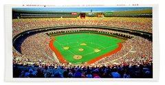 Philadelphia Veterans Stadium The Vet Beach Sheet