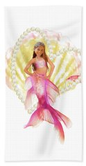 Philippine Mermaid Beach Towel by Francesa Miller